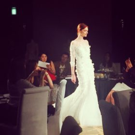 VOGUE Wedding dress show