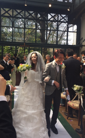 Wedding Report【David Fielden】