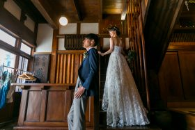 Wedding Report【Halfpenny London】